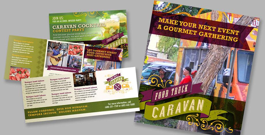 Food Truck Caravan